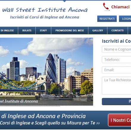 Wall Street Institute Ancona