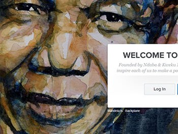 Mandela.is: Nasce il primo Social Change Network