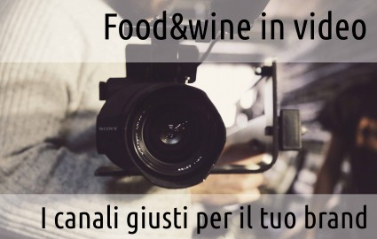 food wine e video