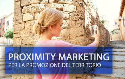 proximity marketing e territorio