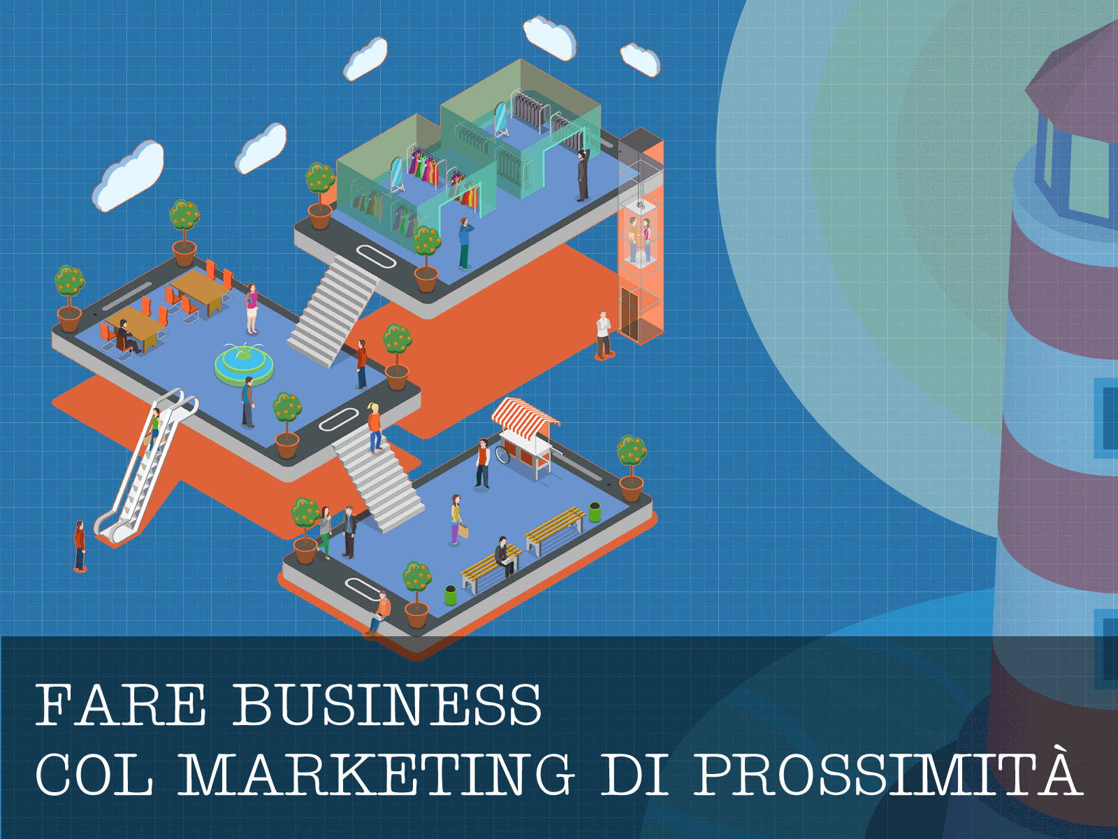 fare business col marketing prossimità